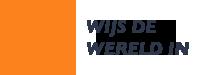 Wijs de wereld in Logo